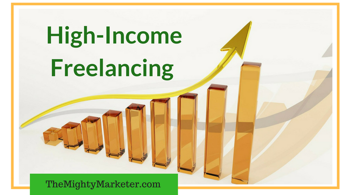 Want to Be a Fully-Booked, High-Income Freelancer?