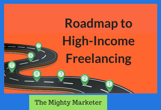 7 Steps to High-Income Freelancing