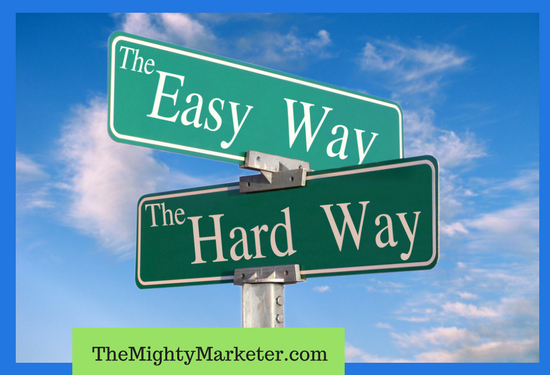 Why the Hard Way Leads to Freelance Success